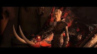 Hiccup first time meeting with grimmel