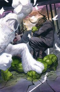 Immortal Hulk Vol 1 33 Textless
