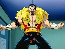 Kraven the Hunter (Spiderman TAS)