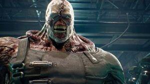 Marvel VS Capcom Infinite - Nemesis Boss Battle FULL