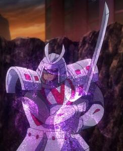 Silver Samurai MDW