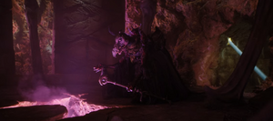 SkekSo summons Darkening