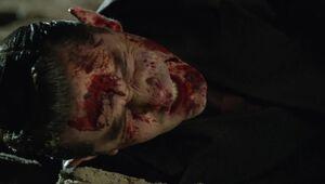 Theo Galavan beaten