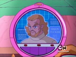 Totally Spies Simon