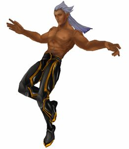 Ansem World of Chaos