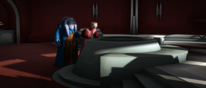 Chancellor Palpatine contacts