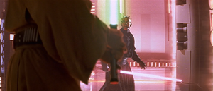 Darth Maul force field
