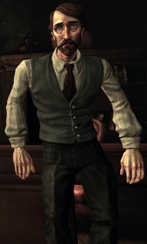 Dr. Angus Bumby