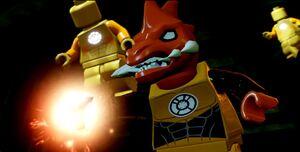 Legolarfleeze