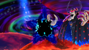 Parallel Nightmare summons D-Mind