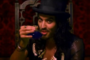 Russell Brand what a life