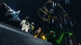 Sinister Six from MSM screen