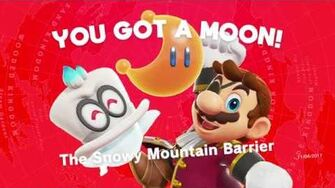 Super Mario Odyssey Boss 12 Rango Round 2