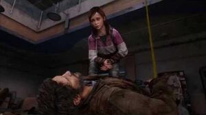 The Last of Us - Joel gets Impaled Stabbed