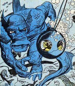 Gargantus from Strange Tales 85