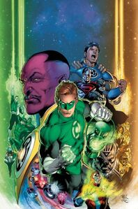 Green Lantern 80th Anniversary 100-Page Super Spectacular Vol 1 1 Textless 2000s Variant