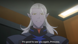 It's good to see you again Allura