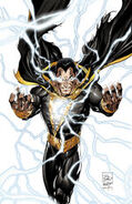 Justice League of America Vol 3 7.4 Black Adam Textless