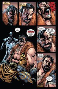 Kraven last tlak to Spider-Man