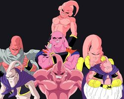 Many Forms of Buu