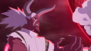 Momoshiki demon form 13