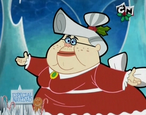 Nancy Claus