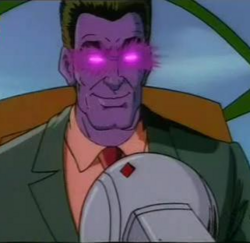 Purple Man XMA