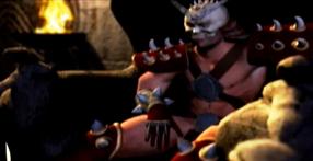 Shao Kahn (MK Deadly Alliance)