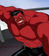 Thaddeus Ross (Earth-8096) as Red Hulk 002