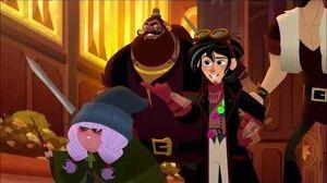 Varian's Revenge Rapunzel's Return Rapunzel's Tangled Adventure