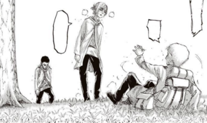 Annie and Bertolt catch up with Reiner