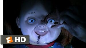 Curse of Chucky (4 10) Movie CLIP - Your Mother's Eyes (2013) HD