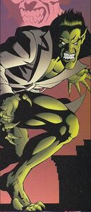 Miles Warren (Earth-616) from Spider-Man The Jackal Files Vol 1 1 0001 (1)
