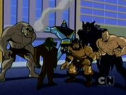 Monster Society of Evil Batman