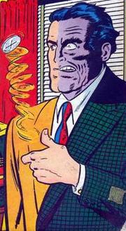 Paul Sloane Two-Face