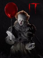 Pennywise beconning