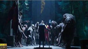 Shazam vs Seven Sins Lair Fight Scene Shazam (2019) Movie Clip 1080p