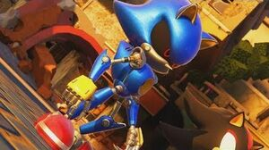 Sonic Forces Metal Sonic Boss Fight 5