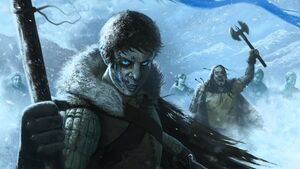 Undead beyond the Wall