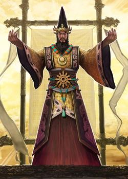 Zhang Jiao Artwork (DW9)