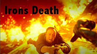 Call of Duty Advanced Warfare Irons Death Last Mission (Terminus) Full Ending