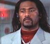 DHS- Elektra King henchman Gabor (John Seru) in 007 World Is Not Enough (1999)
