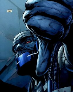 Darkseid Dan Turpin 001