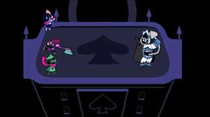 Delta Rune - King Pacifist (No Hit)