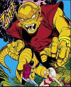 Gog (Tsiln) (Earth-616) from Amazing Spider-Man Vol 1 103 0001