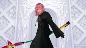 Kingdom Hearts 2 Marluxia Boss Fight (PS3 1080p)