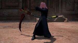Kingdom Hearts III - Level 1 Marluxia No Damage w Restrictions (Proud Mode)