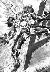 One-Punch Man Lord Boros manga 9