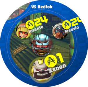 VS Hedlok Party
