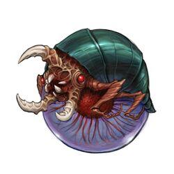 Alpha Metroid Samus Returns